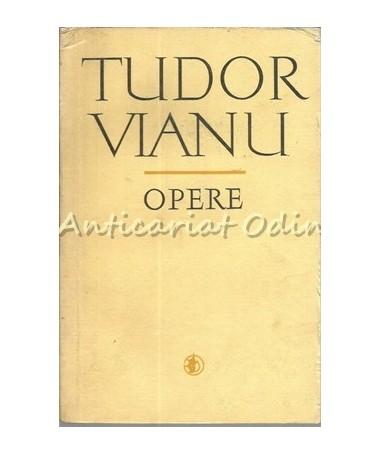 Opere IX - Tudor Vianu