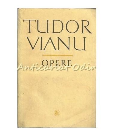 Opere X - Tudor Vianu