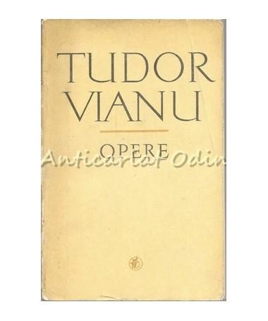 Opere XI - Tudor Vianu