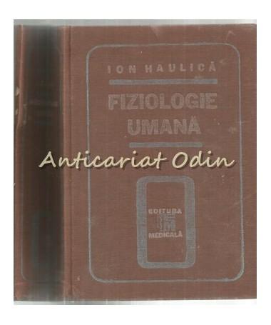 Fiziologie Umana - Prof. Dr. Ion Haulica