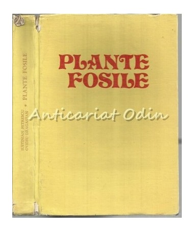 26007_Iustinian_Petrescu_Plante_Fosile