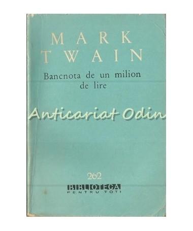 Bacnota De Un Milion De Lire - Mark Twain