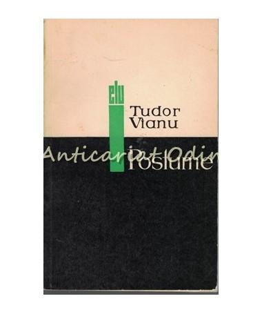 Postume - Tudor Vianu