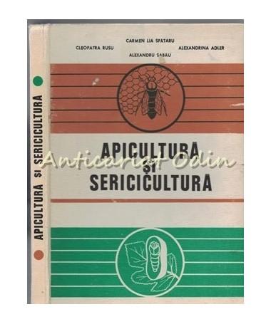 Apicultura Si Sericicultura - Carmen Lia Spataru, Cleopatra Rusu