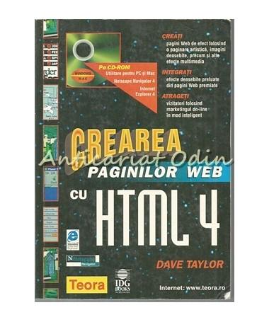 37392_Dave_Taylor_Crearea_Paginilor_Web_HTML