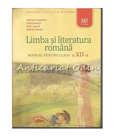 37414_Costache_Ionita_Limba_Literatura_Romana_XII