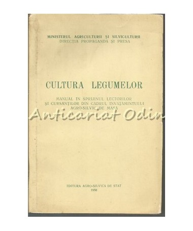 37669_Cultura_Legumelor_Manual_Agro-Silvic