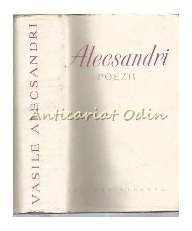 Poezii - Vasile Alecsandri - Tiraj: 8280 Exemplare