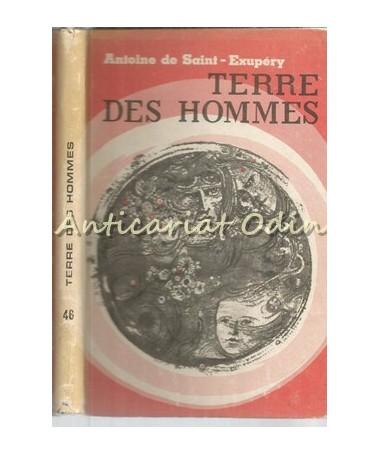 Terre Des Hommes - Antoine De Saint-Exupery