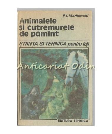 39015_Marikovski_Animalele_Cutremurele