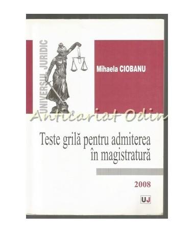 39530_Ciobanu_Teste_Grila_Magistratura