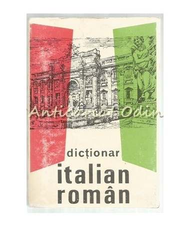 Mic Dictionar Italian-Roman - Alexandru Balaci
