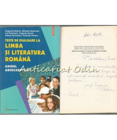 39769_Stoleriu_Teste_Limba_Literatura_Romana