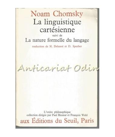 La Linguistique Cartesienne - Noam Chomsky