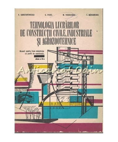39906_Lucrarilor_Constructii_Civile_Industriale