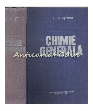 Chimie Generala - C. D. Nenitescu - 1985