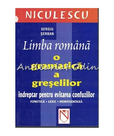 39940_Serban_Limba_Romana_Gramatica_Greselilor