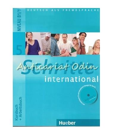Schritte International 5 (B1/1 - Kursbuch + Arbeitsbuch + CD Audio)