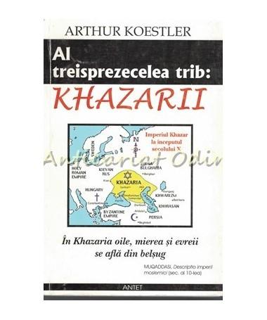 40007_Koestler_Treisprezecelea_Trib_Khazarii