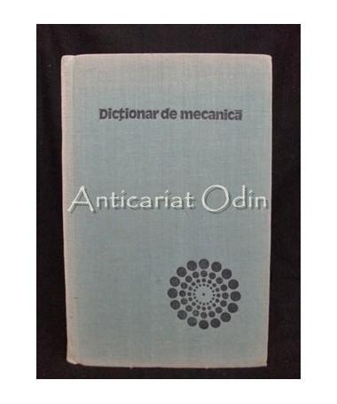 Dictionar De Mecanica - Caius Iacob, Gheroghita I. Stefan, Mircea Soare