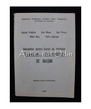 Tehnologia Constructiilor De Masini - C. Draghici, M. Nica, I. Micsa