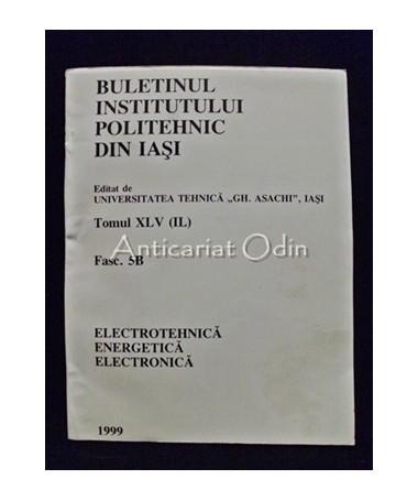 Buletinul Institutului Politehnic Din Iasi - M. Albu, Gh. Baluta