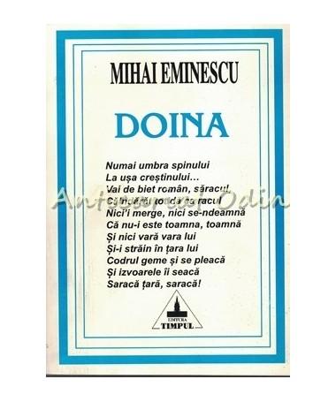 Mihai Eminescu. Doina - Magda Ursache, Petru Ursache