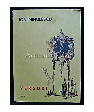 Versuri - Ion Minulescu - Ilustratii: Lidia Ciolac