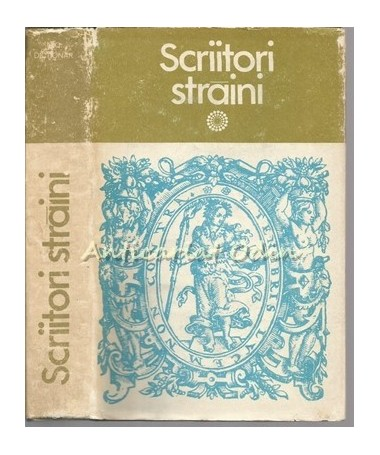 Scriitori Straini. Mic Dictionar - E. Almosnino, G. Dantis, R. Pandele