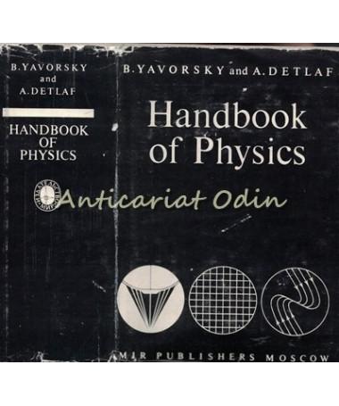 Handbook Of Physics - B. Yavorsky, A. Detlaf