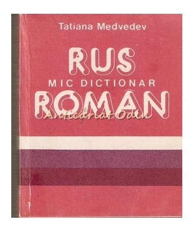 01027_Medvedev_Dictionar_Rus_Roman
