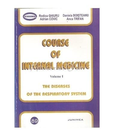 Course Of Internal Medicine I - Rodica Ghiuru, Daniela Boisteanu