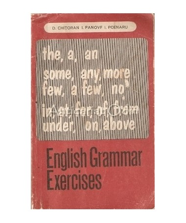 English Grammar Exercises - D. Chitoran, I. Panovf