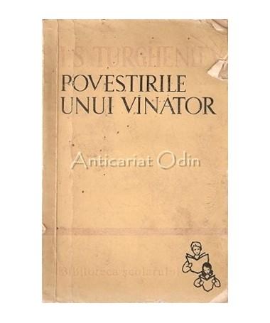 02809_Turgheniev_Povestirile_Vanator