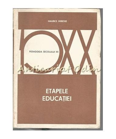 Etapele Educatiei - Maurice Debesse
