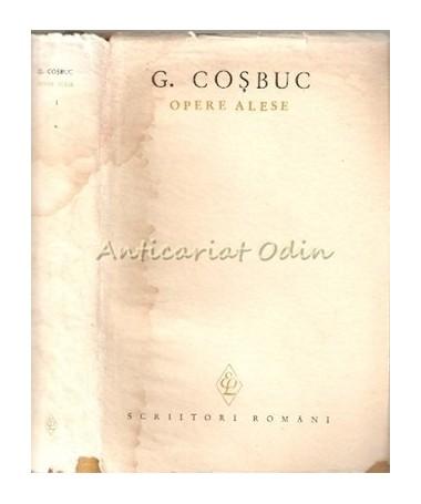 Opere Alese - George Cosbuc