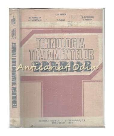 20778_Vermesan_Tehnologia_Tratamentelor_Termice