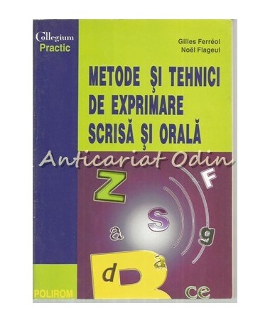 22785_Ferreol_Metode_Tehnici_Exprimare_Scrisa_Orala
